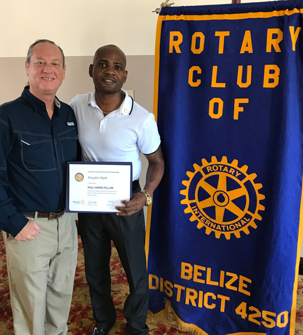 Rotary Club of Belize