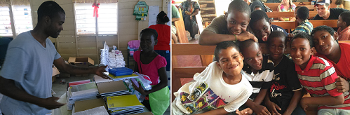 Belize City's Southside Literary Development Program