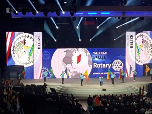 Rotary International Conferences
