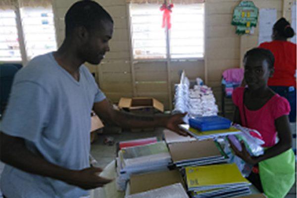 Belize City's Southside Literary Development Program